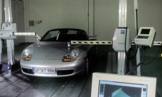 悬臂式测量仪